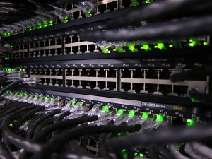 data cabling by Kelley Communications