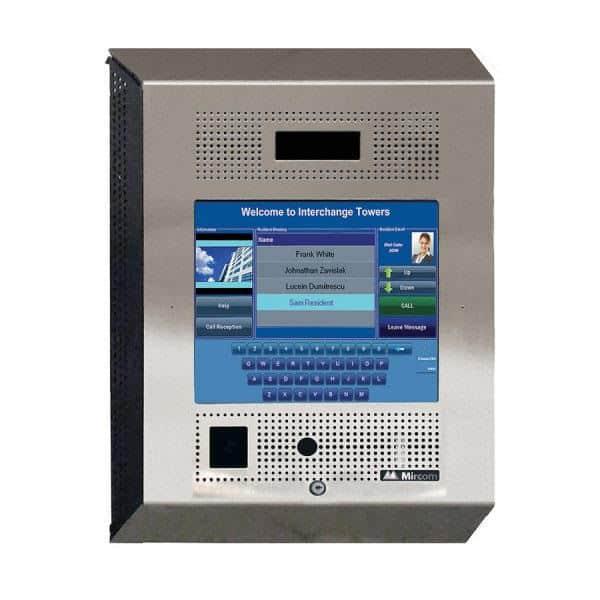 tele entry system